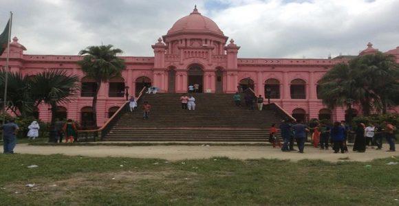History of Ahsan Manzil Museum