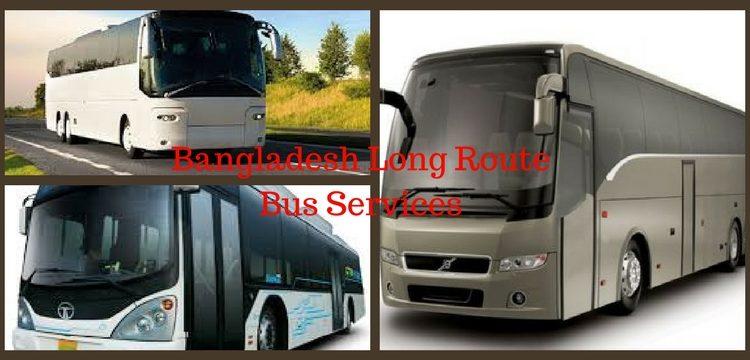 Greenline Bus Services Bangladesh