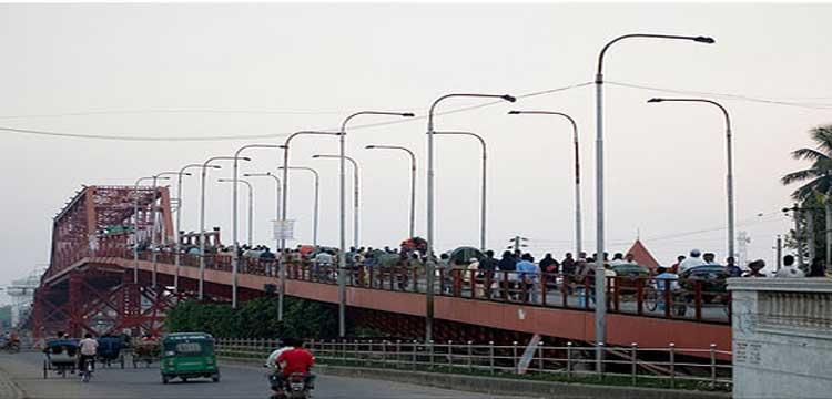 Keane Bridge Sylhet