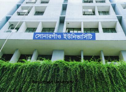 Sonargaon University Dhaka
