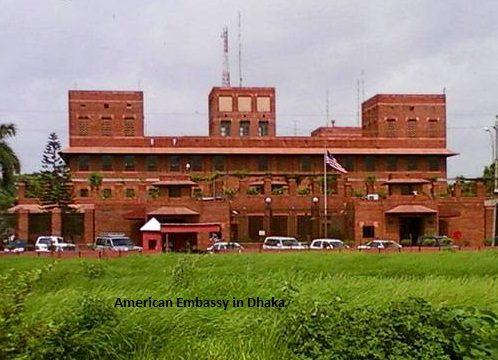 US American Embassy in Dhaka