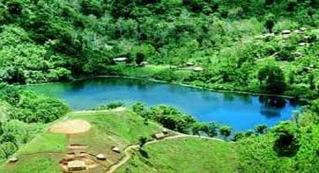 Lake Ruma Banderban Chittagong