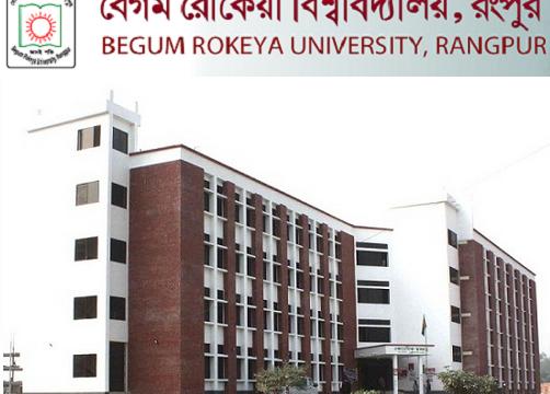 Begum Rokeya University Rangpur