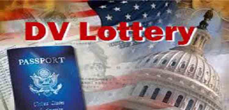 DV Lottery means diversity visa