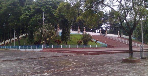 Shahi Eidgah Maydan Sylhet Bangladesh