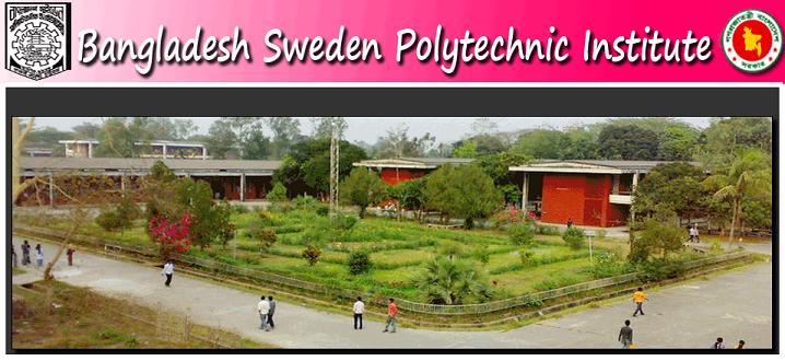 Bangladesh Sweden Polytechnic Institute Rangamati