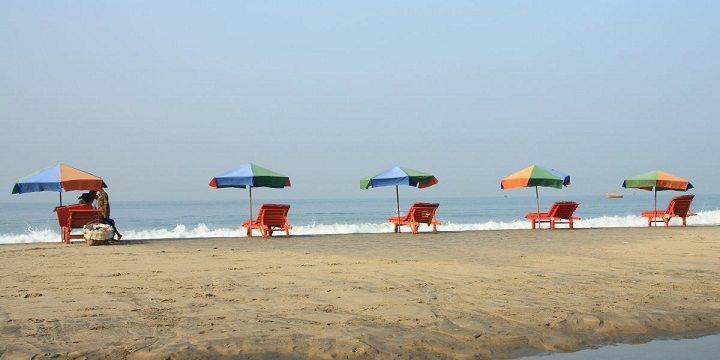 Cox's Bazaar Sea Beach