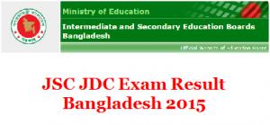 JSC result Bangladesh 2016