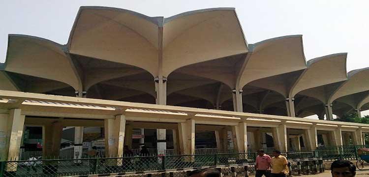 Kamlapur Railway Station Dhaka
