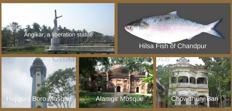 Chandpur Tourist Spots Bangladesh