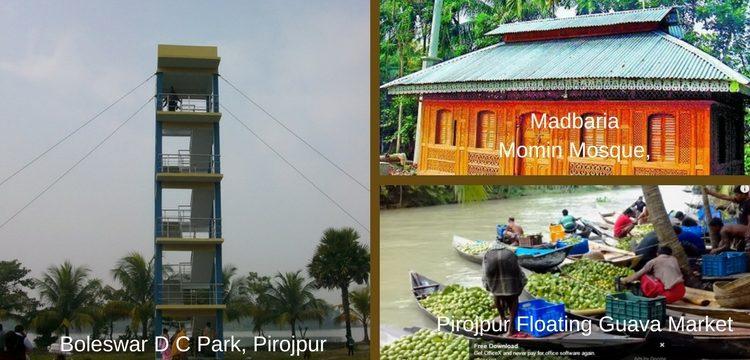 Pirojpur Tourist Spots