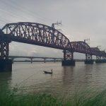 Hardinge Bridge at Pakshi