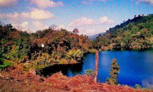 Bandarban tourist spots Boga Lake