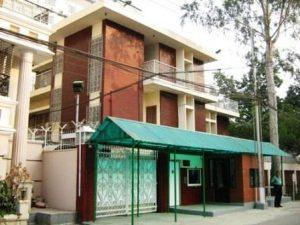France Embassy Dhaka