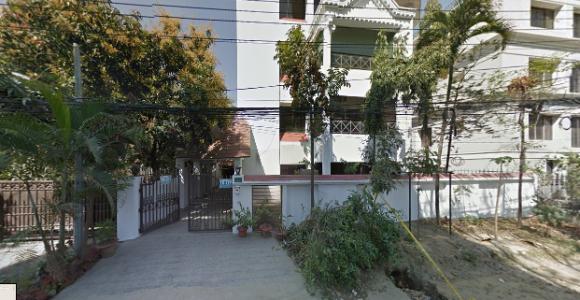 Myanmar Embassy Dhaka