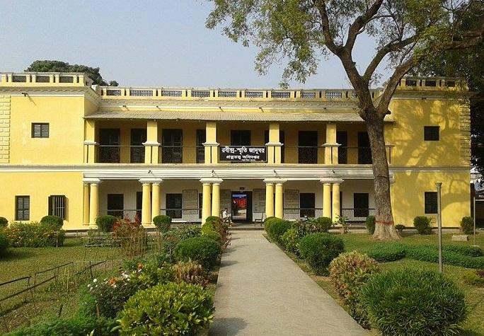 Shahjadpur Kuthibari Rabindranath Tagore Sirajganj