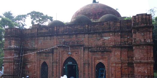Satkhira Tourist Places Shai Jama Mosque
