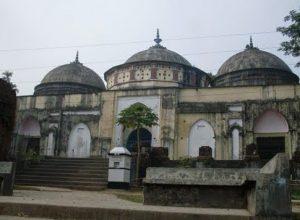 Jeener Mashjeed, Raipur