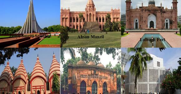 Bangladesh Tourist Spots