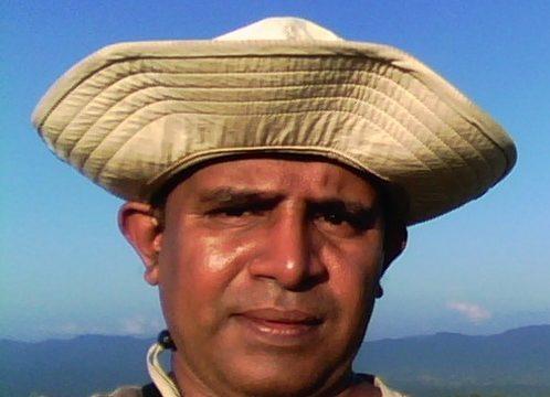 Bidesh Kumar, a tour planner for Bangladesh