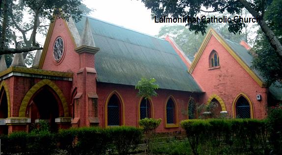 Lalmonirhat Catholic Church