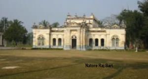 Natore Tourist Spots Raj Bari