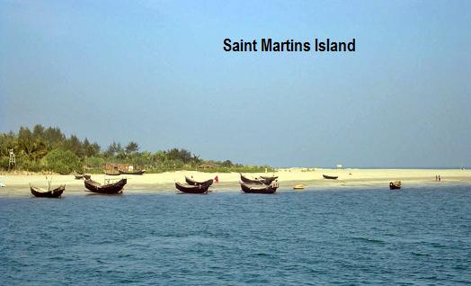 Saint Martins Island Cox's Bangladesh