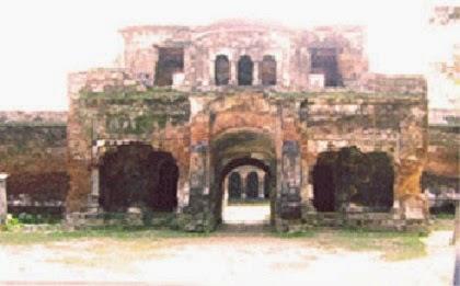 Royal Palace of King Sitaram, Mohamadpur