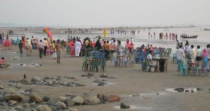 Patenga Sea Beach Chittagong Bangladesh
