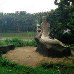 Statue Modhutila Sherpur