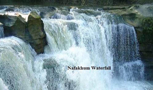 Nafakhum Waterfall Bandarban