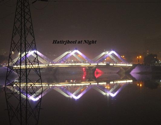 Hatirjheel Begunbari Dhaka