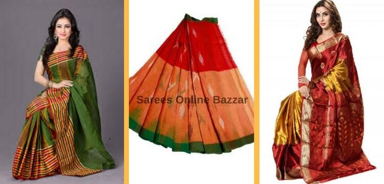 Buy Sarees Online in Bangladesh