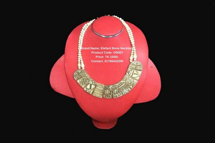 Elefant Bone Necklace