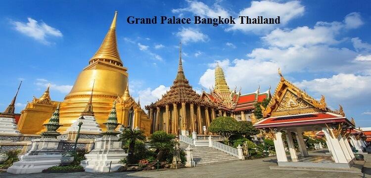 Bangkok tour packages Grand Palace Bangkok Thailand