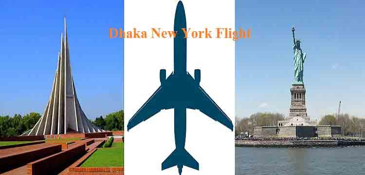 Dhaka New York Flight